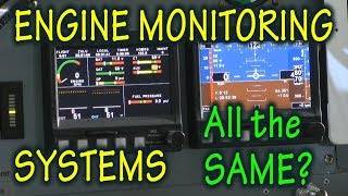 Engine Monitoring Systems: Are they all the Same?