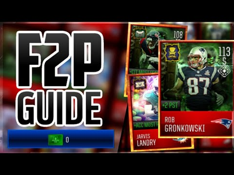 HOW TO GET A MOST FEARED RINGLEADER FOR FREE IN MADDEN MOBILE 18!! F2P TIPS AND STRATEGY GUIDE!