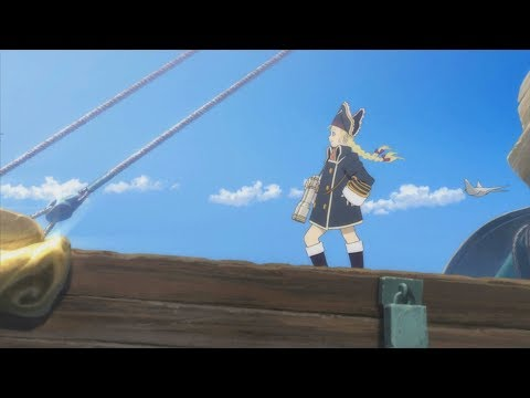 Tales of Vesperia Definitive Edition English opening movie