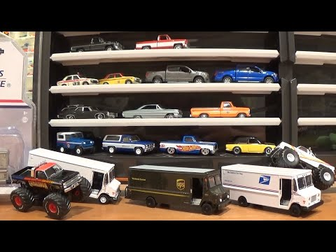 New Greenlight, Hot Wheels Premium, And AutoWorld - Review