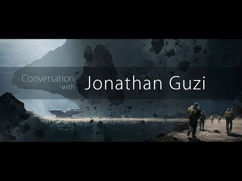 How to get a job in concept art : An interview with concept artist Jonathan Guzi