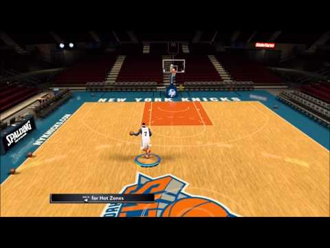 NBA 2K12 - How To Do A Step Back Jumper