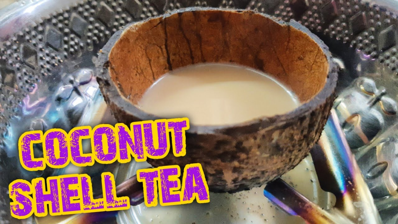 Trending coconut shell Tea/chiratta chai/கொட்டாங்குச்சி டீ/Different tea recipe/lockdown special