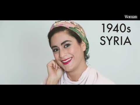 Middle East Beauty Through The Ages