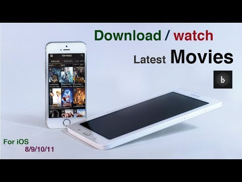 How to Download Movies on iPhone 5s/6/6s/7/8/X  For Free