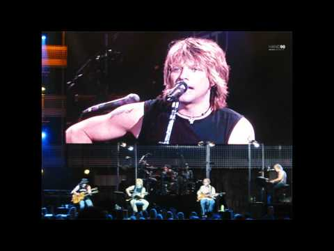 Bon Jovi - You Had Me From Hello (Acoustic / Yokohama 2003)