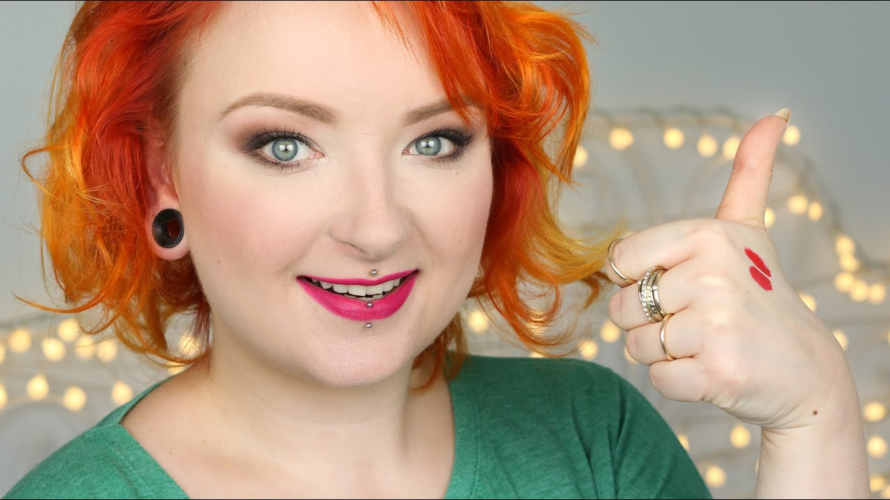 Ulubieńcy Listopada Red Lipstick Monster Youtube