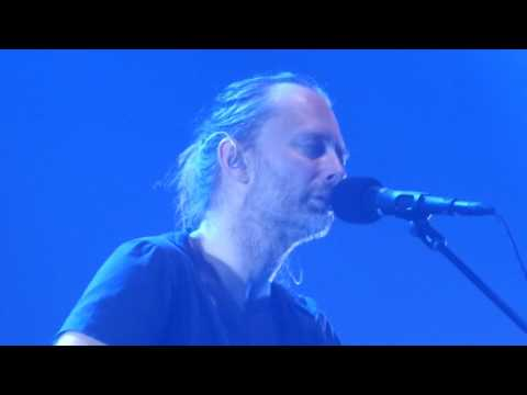 How to Disappear Completely -- Radiohead, Amsterdam 5-21-16