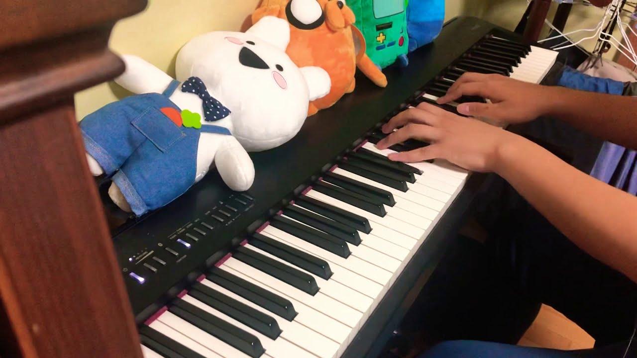 [피아노] 춤추는고양이말하길 - maras K