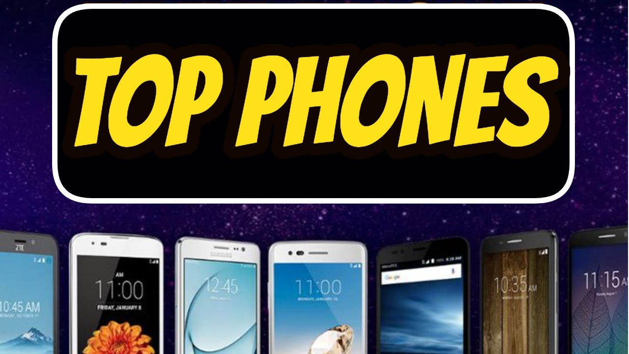 TOP METRO PCS PHONES - 2018 COMING SOON
