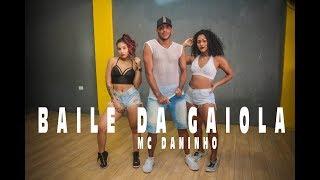 Baile da Gaiola - MC Daninho - CIA Mauricio Correia