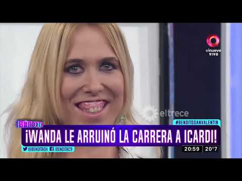 ¡Wanda le arruinó la carrera a Icardi!