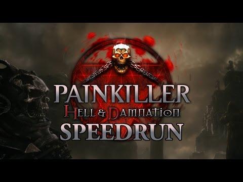 Painkiller HD Speedrun Campaign in 1:17:49