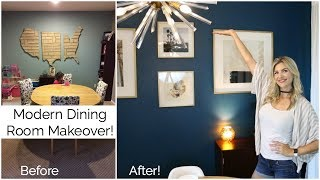 how to combine living room and dining room