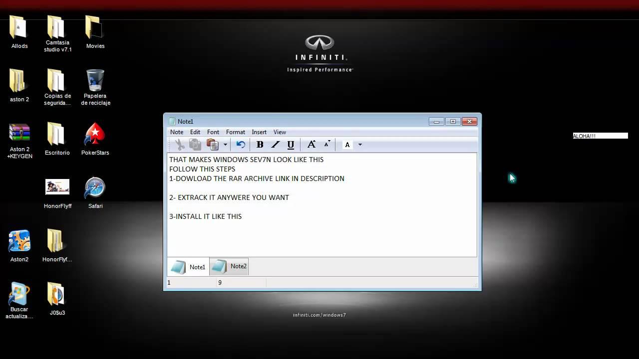Aston 2.0.4.1 serial скачать
