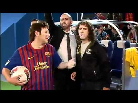 Messi Pela El Penal De CRACKOVIA