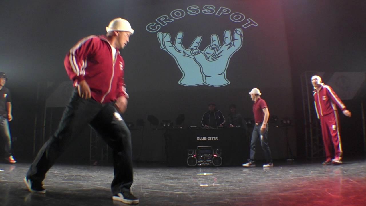 CROSSPOT 7th ANNIVERSARY DANCE SHOWCASE
