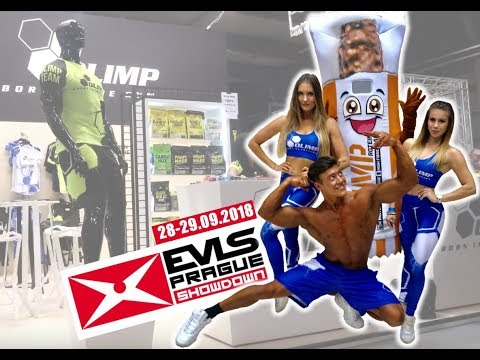 EVLS PRAGUE SHOWDOWN 2018 Expo - Olimp Sport Nutrition