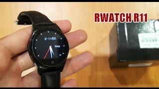 rWATCH R11 - обзор смарт-часов