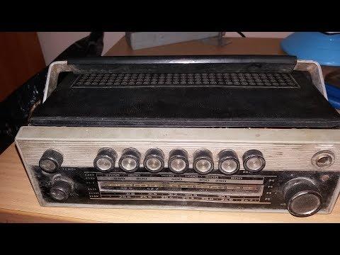 Які радіодеталі з дорогоцінними металами є в радянського радіоприймача Маяк