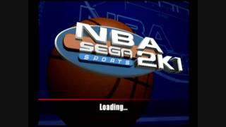 NBA 2K1 All Star Game Highlight Reel