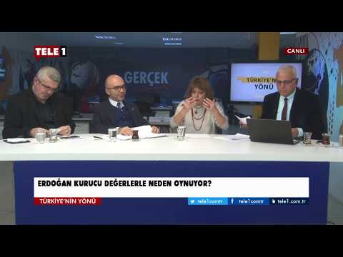 Türkiye'nin Yönü (8 Aralık 2017) | Tele1 TV