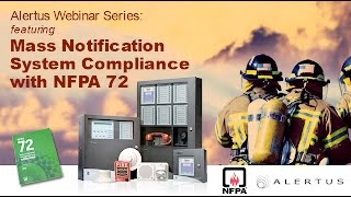 Implementing Mass Notification Technologies in Compliance with NFPA 72