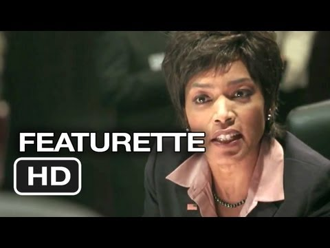 Olympus Has Fallen Featurette -  Angela Bassett (2013) - Morgan Freeman, Gerard Butler Movie HD