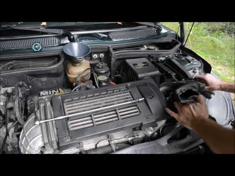 MINI Cooper S Coolant DRAIN, FLUSH & FILL & BLEED  What Type Of Coolant?