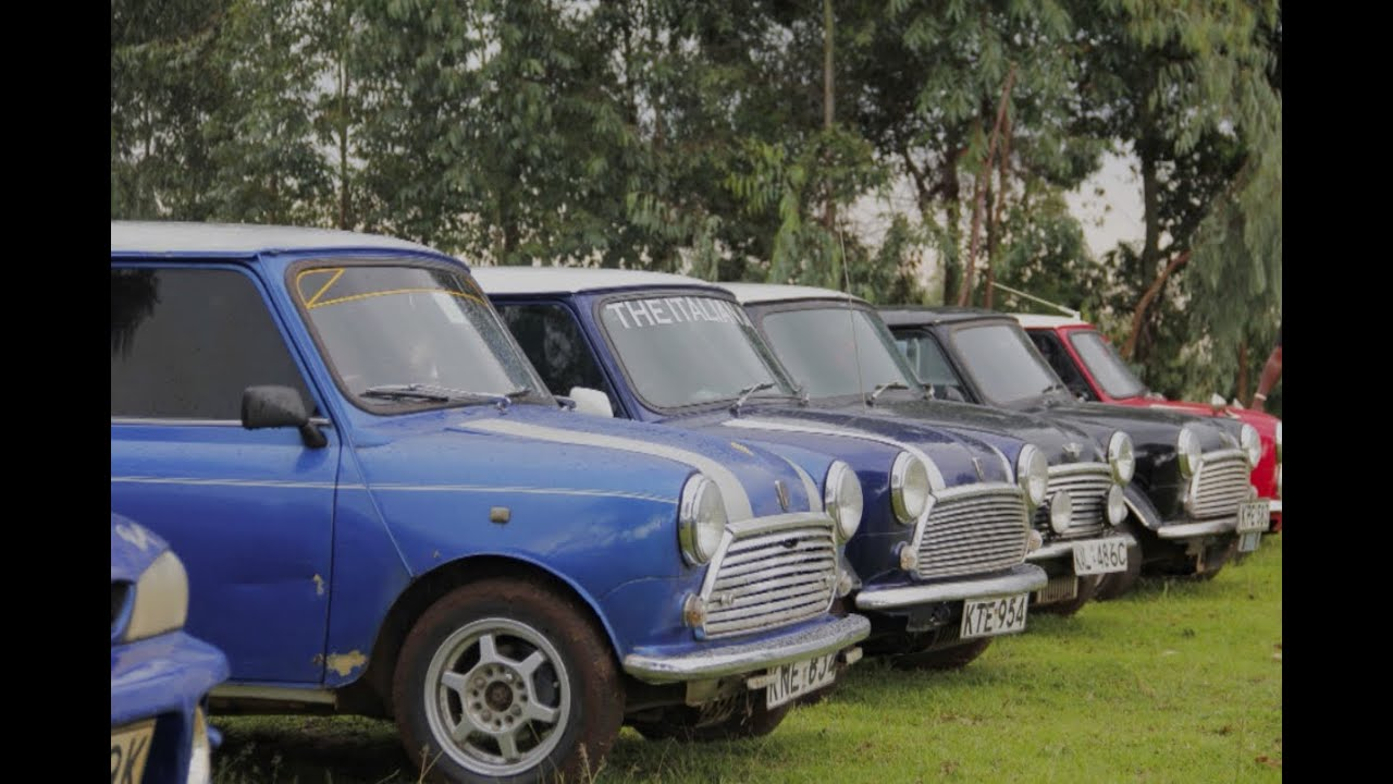 Kenyan Classic Cars Tribute To Mose Youtube