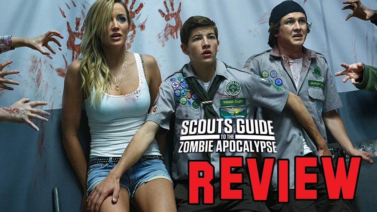 Scouts Guide To The Zombie Apocalypse German