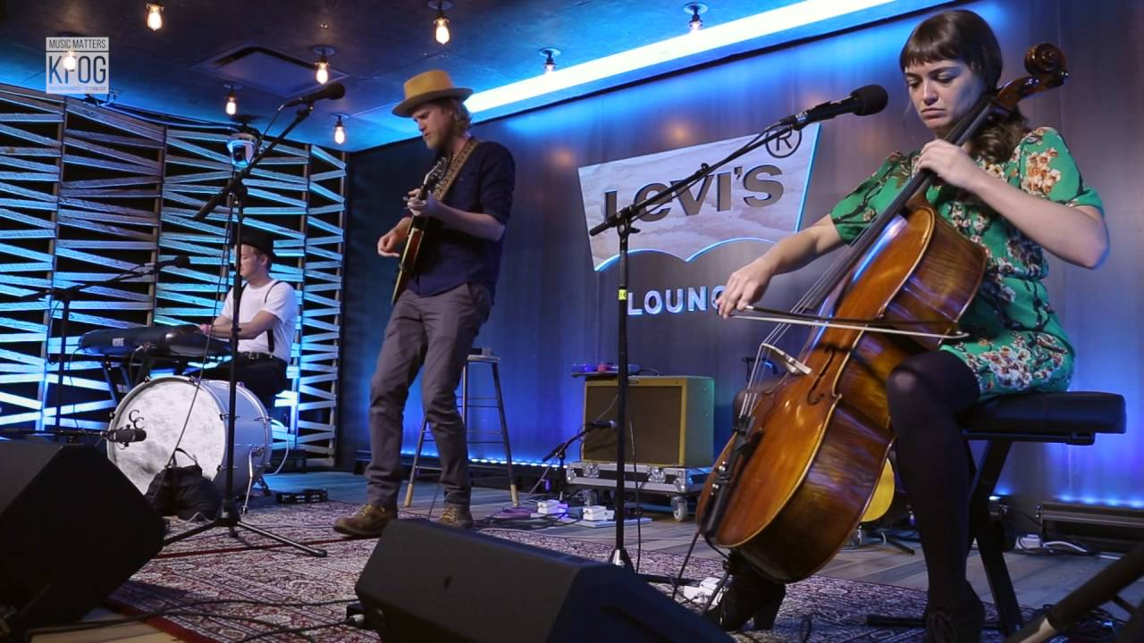 "KFOG Private Concert: The Lumineers - ""Angela"""