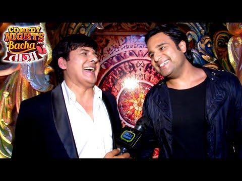 Krushna Abhishek & Sudesh FUN INTERVIEW | Comedy Nights Bachao Taaza