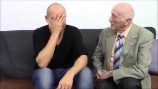 Максим Аверин и Борис Талис. Глухарь на гастролях в Нью Йорке