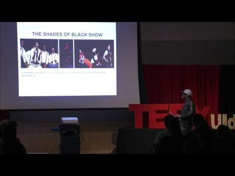 The Art of Activistic Entertainment | Kwapi Vengesayi | TEDxUIdaho