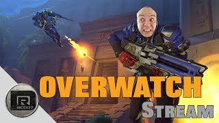 Overwatch     Last few hours!!    PS4 Pro Live Stream