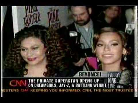 Beyonce Talk's With Star Jones. Pt3