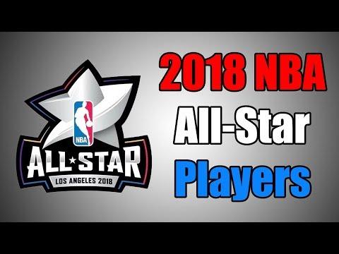 2018 NBA All-Star Players Announced