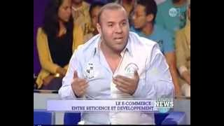 Hamza Aboulfeth @ Generation News sur Medi1TV - E-Commerce & Moroccan trolls