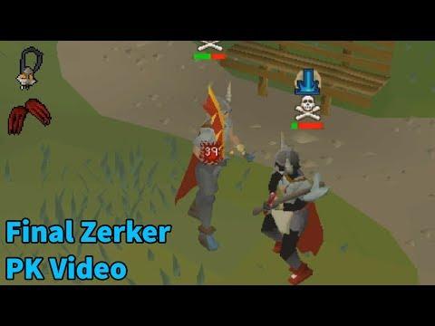 The Final High Risk Zerker Video