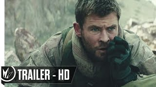 12 Strong Official Trailer #2 (2018) Chris Hemsworth, -- Regal Cinemas [HD]