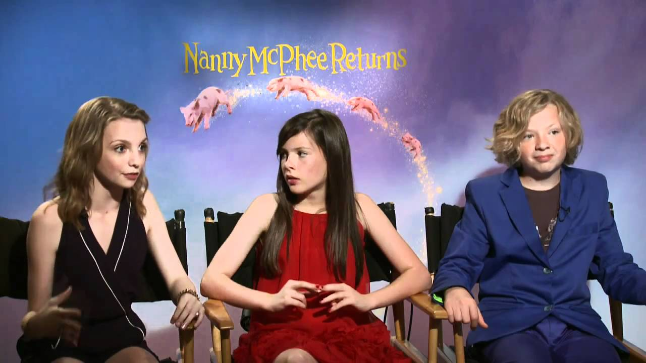 Download Nanny McPhee Returns - BTS: The Fighting Scene - Own it on Blu-ray & DVD