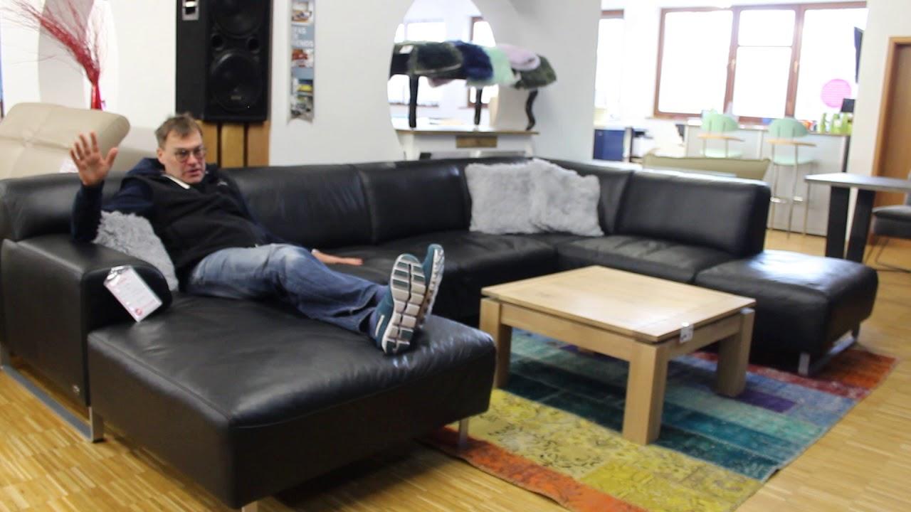 w schillig alessio black label echt. Black Bedroom Furniture Sets. Home Design Ideas