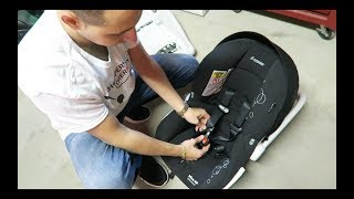 Maxi Cosi Mico AP bucket seat installation. Should you buy a bucket seat and a car seat?