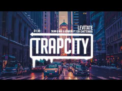 Skan & NGO & Krimsin   Levitate ft  Lox Chatterbox Lyrics