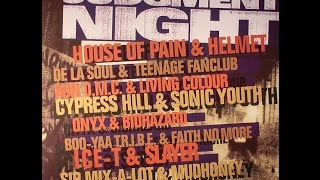 Cypress Hill & Sonic Youth - I Love You Mary Jane (Judgment Night soundtrack) Lyrics on screen