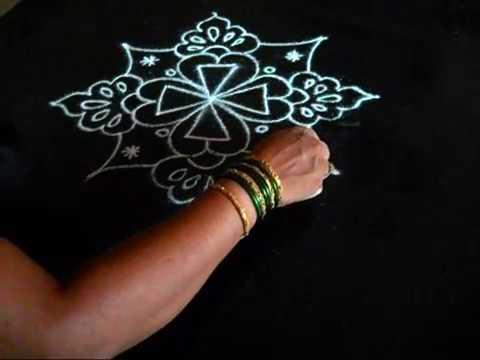 Sankranthi Muggulu designs or Diwali muggulu   rangoli ...