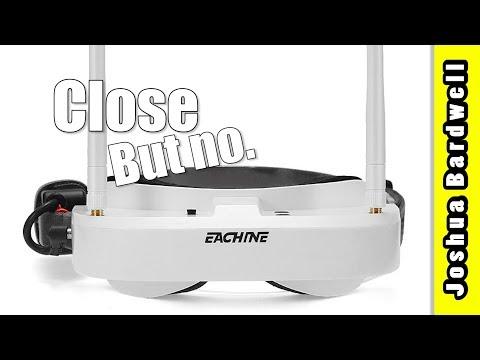 Eachine EV100 FPV Goggle Review