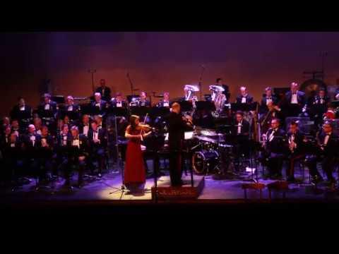 Concierto Para Quinteto by A. Piazzolla played by Mayte Levenbach, Arjan Tien and the Marinierskapel