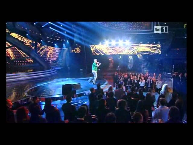 La prima volta che ho visto Emma Sanremo 2012